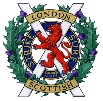 21 – 23 September: The London Scottish Regiment in the First World War, Remembered